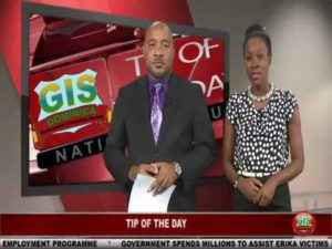 GIS Dominica, National Focus for August 31, 2016 1