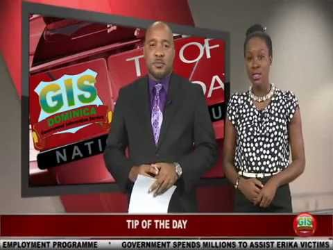 GIS Dominica, National Focus for August 31, 2016 6