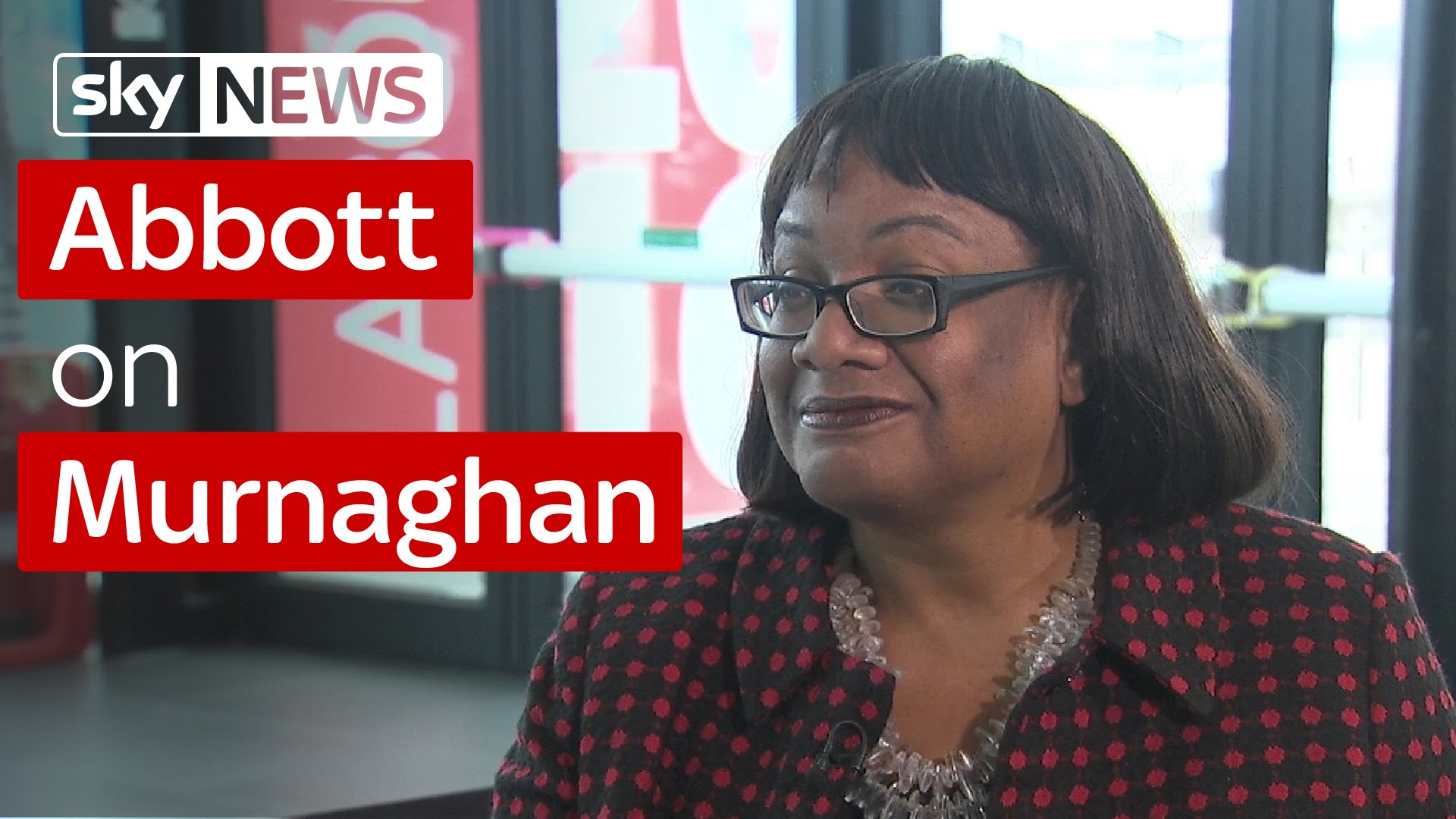 Murnaghan | Shadow Health Secretary Diane Abbott 1
