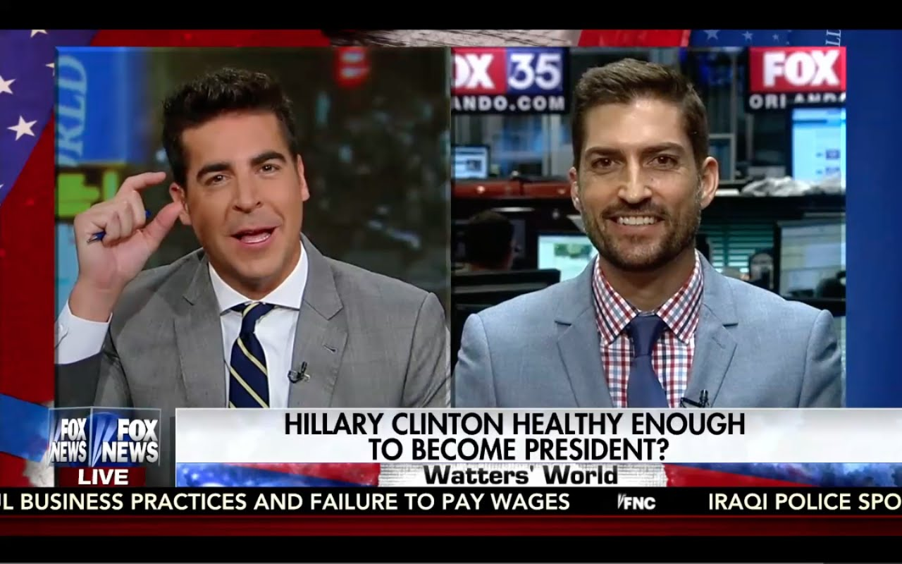 Watters World 9/24/16 Full: Trump Best Debate Moments! Hillary Health Analysis! 1