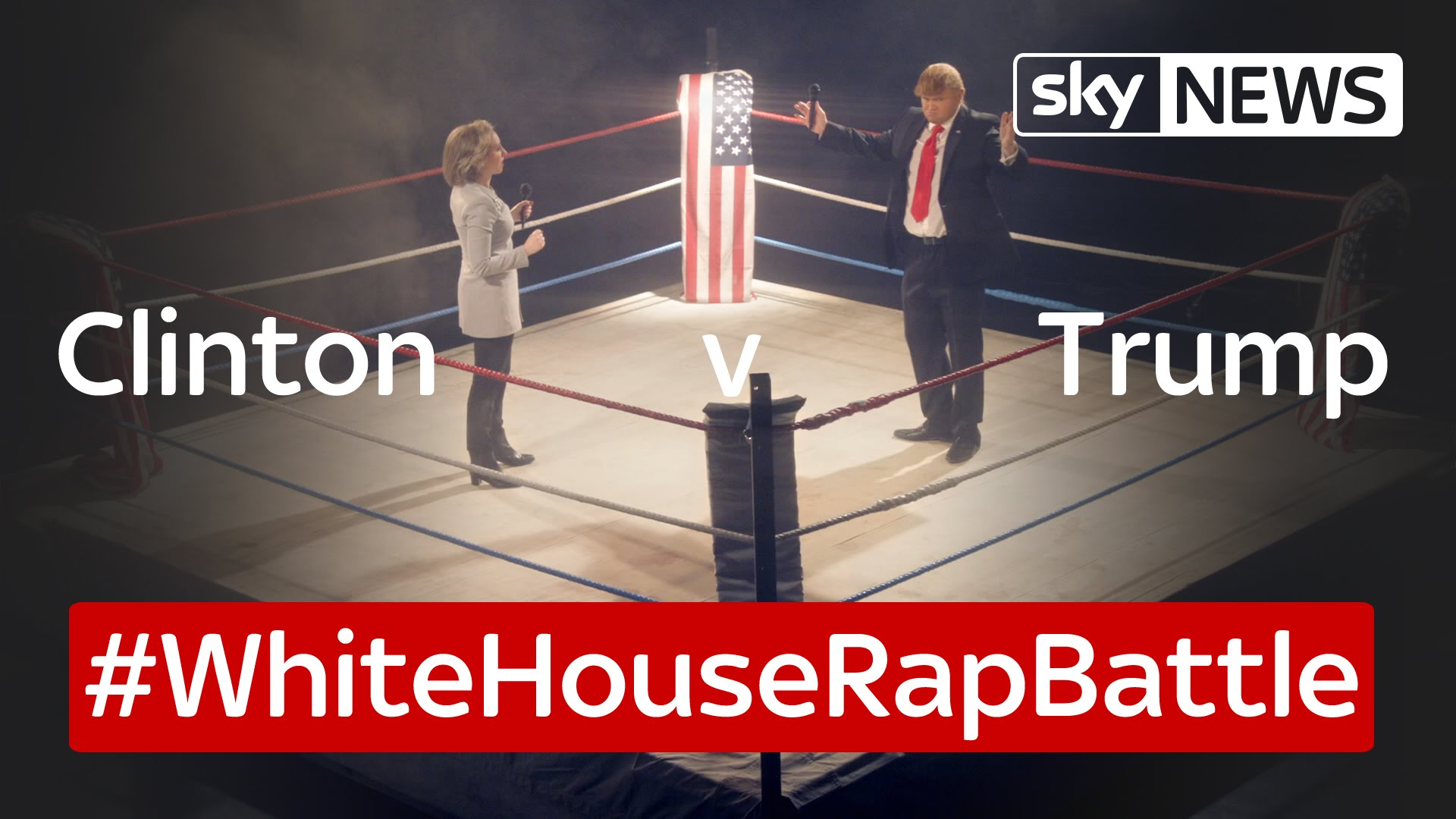 The White House Rap Battle | Full Version 9