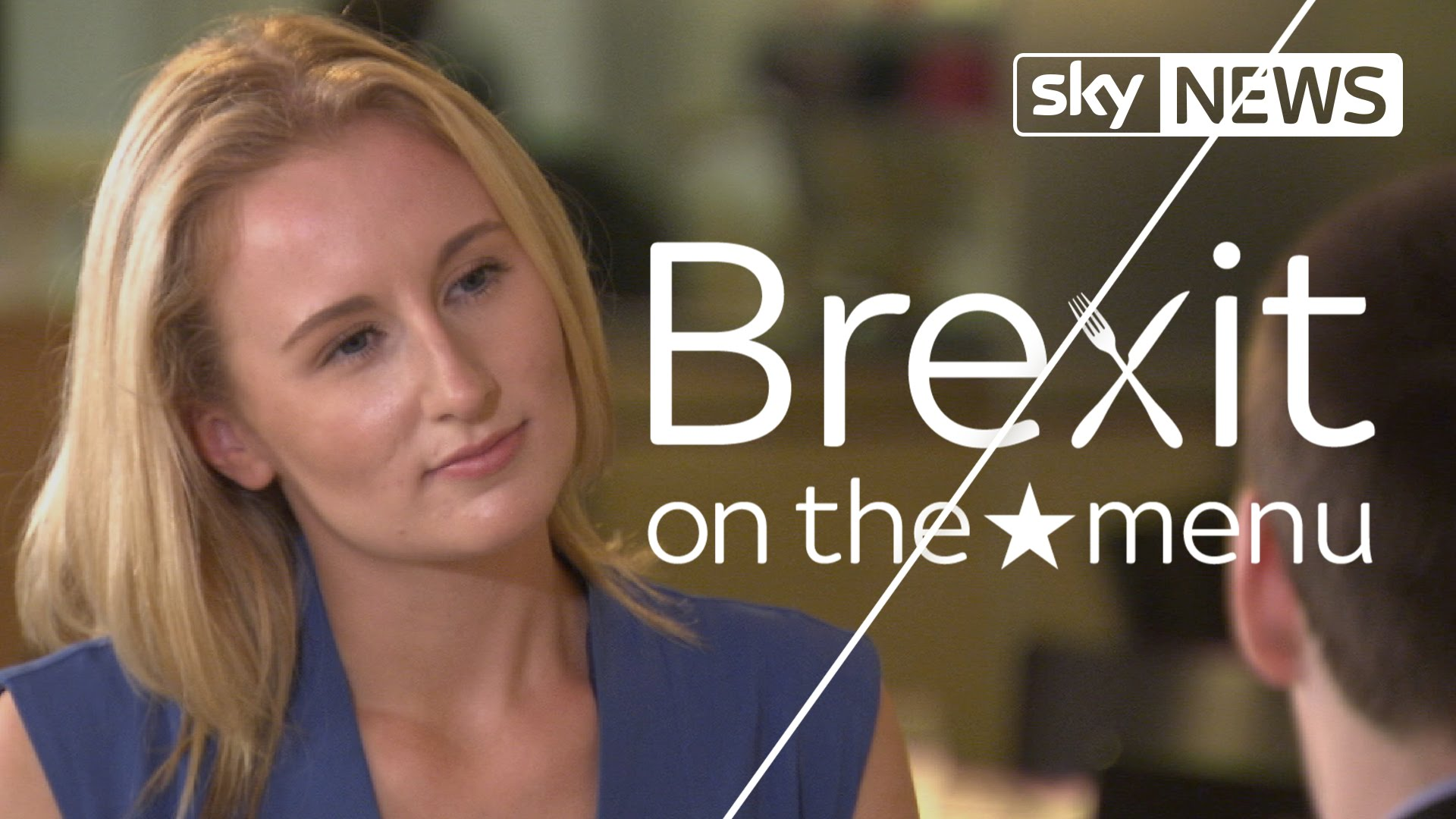 Brexit On The Menu | Ciara & Ben 1