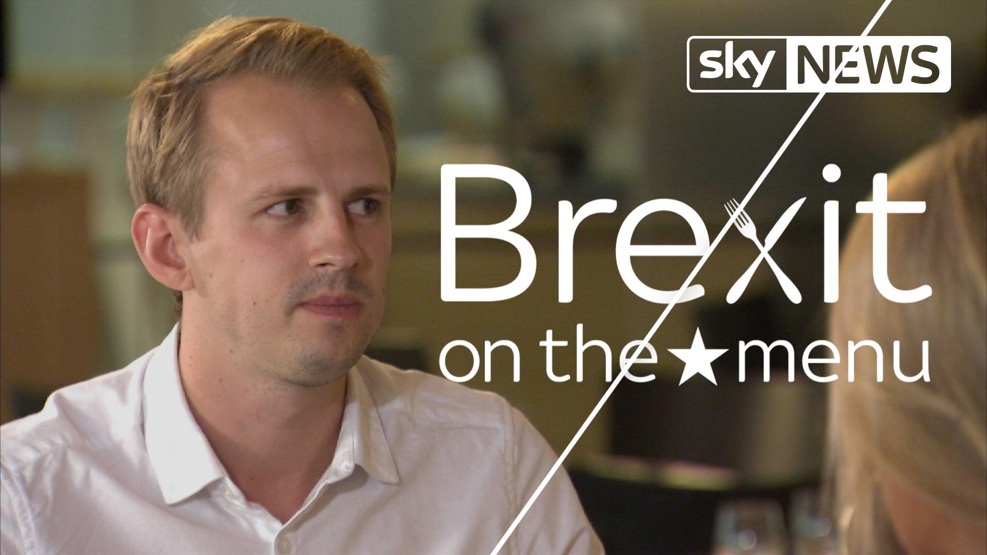 Brexit On The Menu | Chris & Georgina 7