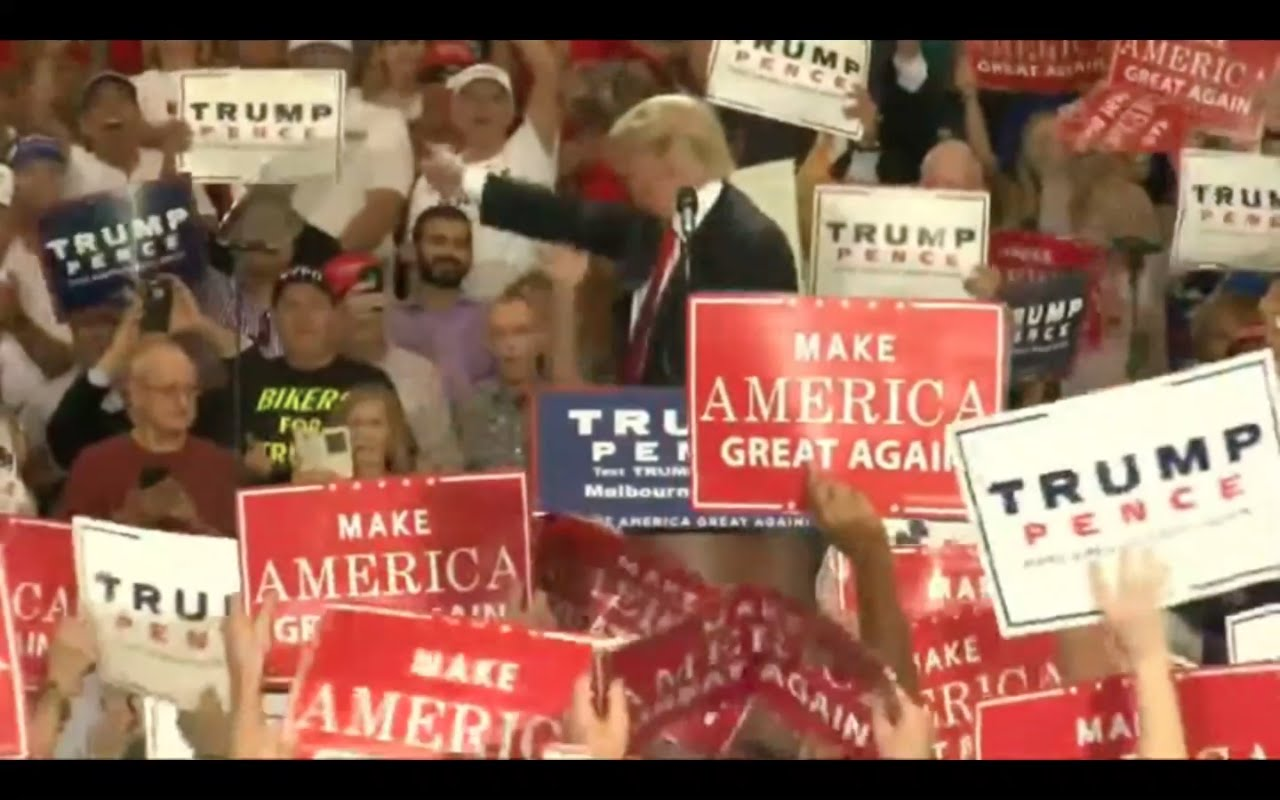 Full Speech: Donald Trump Rally Melbourne, FL 9/27/16 8