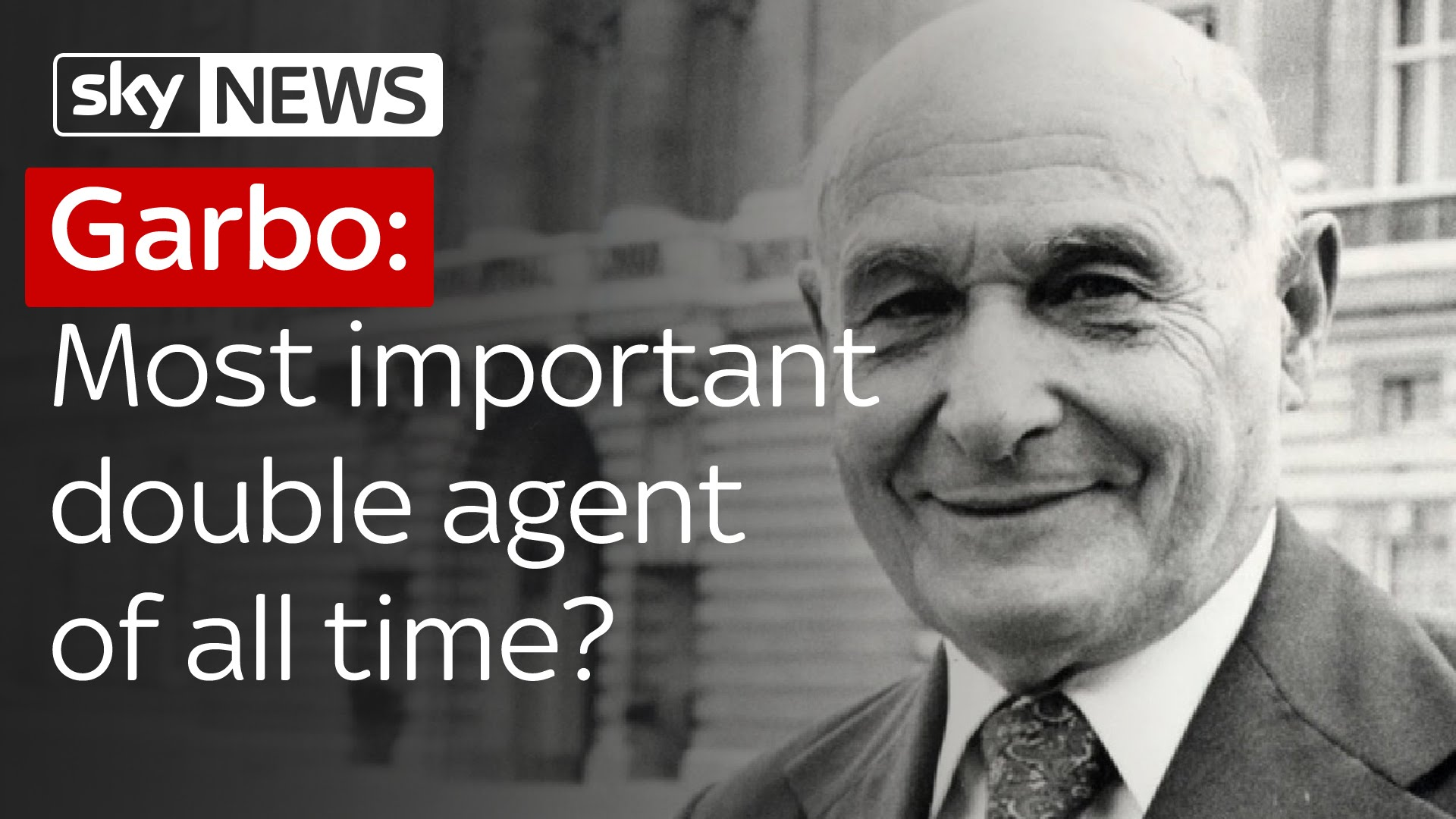Garbo: Most important double agent of all time? 8