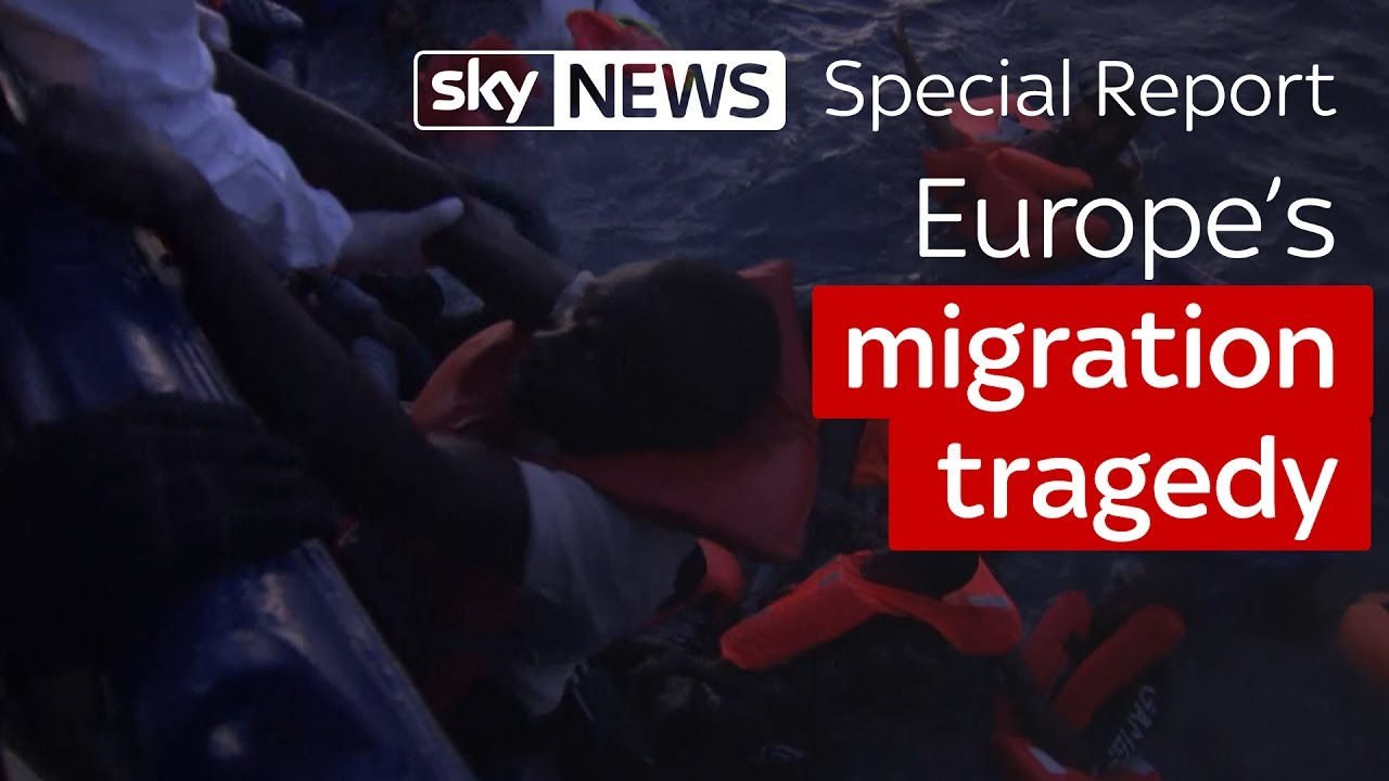 Special Report | Europe's Migration Tragedy 12