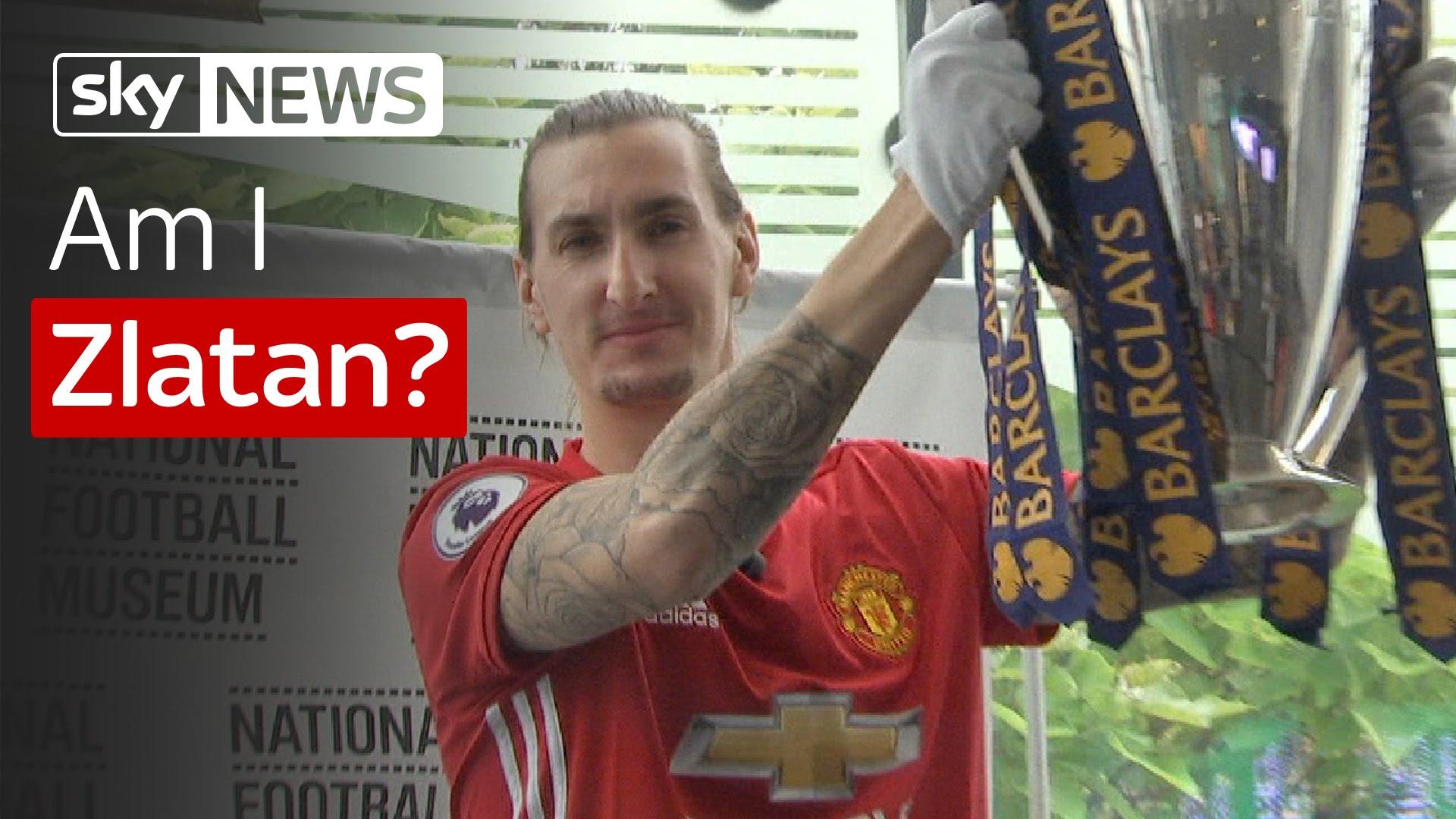Am I Zlatan Ibrahimović? 6