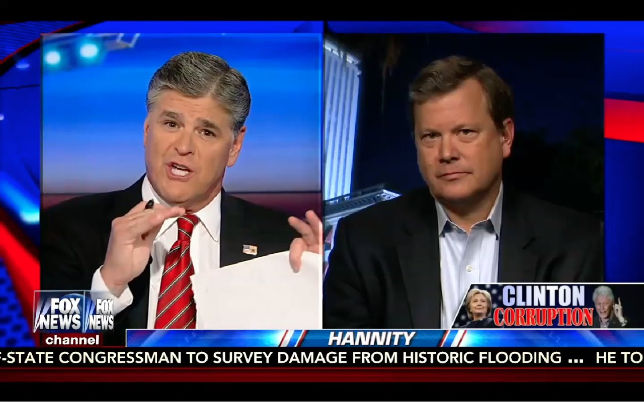 Hannity 8/29/16 Full: Trump New Ad, Clinton Cash Author, Hillary Pay to Play 5