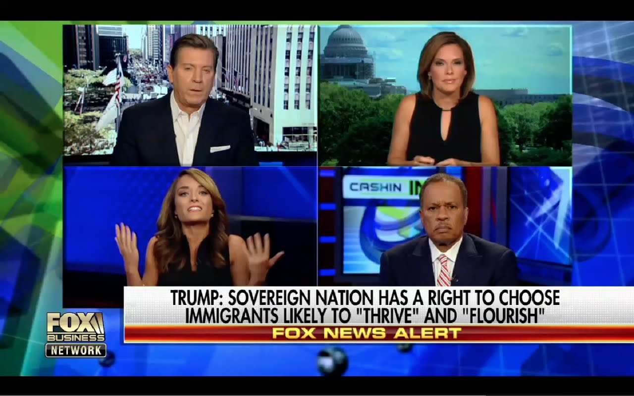 Cashin In 9/3/16 Full: Trump to Protect America, Censored Trump Supporter, Colin Kaepernick 8