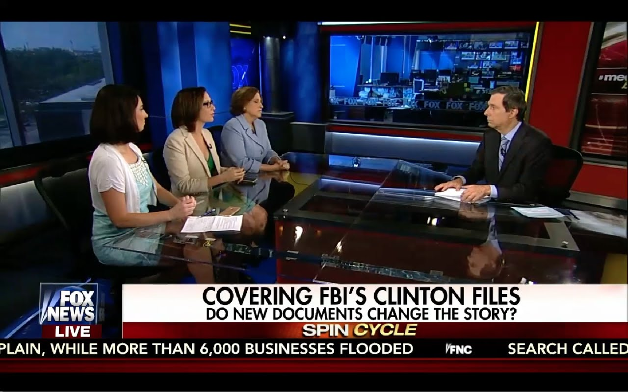 Media Buzz 9/4/16 Full: Hillary FBI Interview Lies, Bashing Trump Immigration, Megyn Kelly Facebook 2