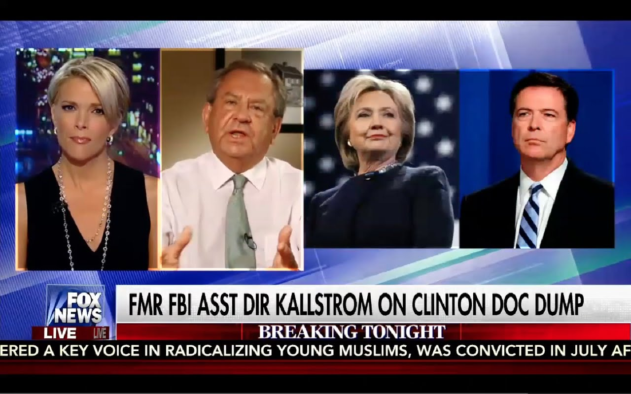 Kelly File 9/6/16 FULL: Hillary Obstructed Justice! FBI Proof! Clinton Aides Deleted Emails! 1