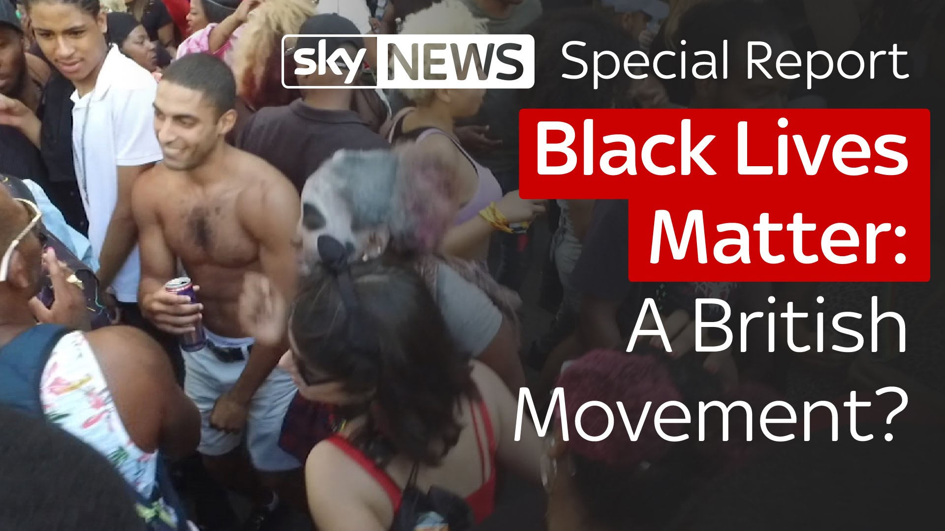 Special Report: Black Lives Matter. A British Movement? 9