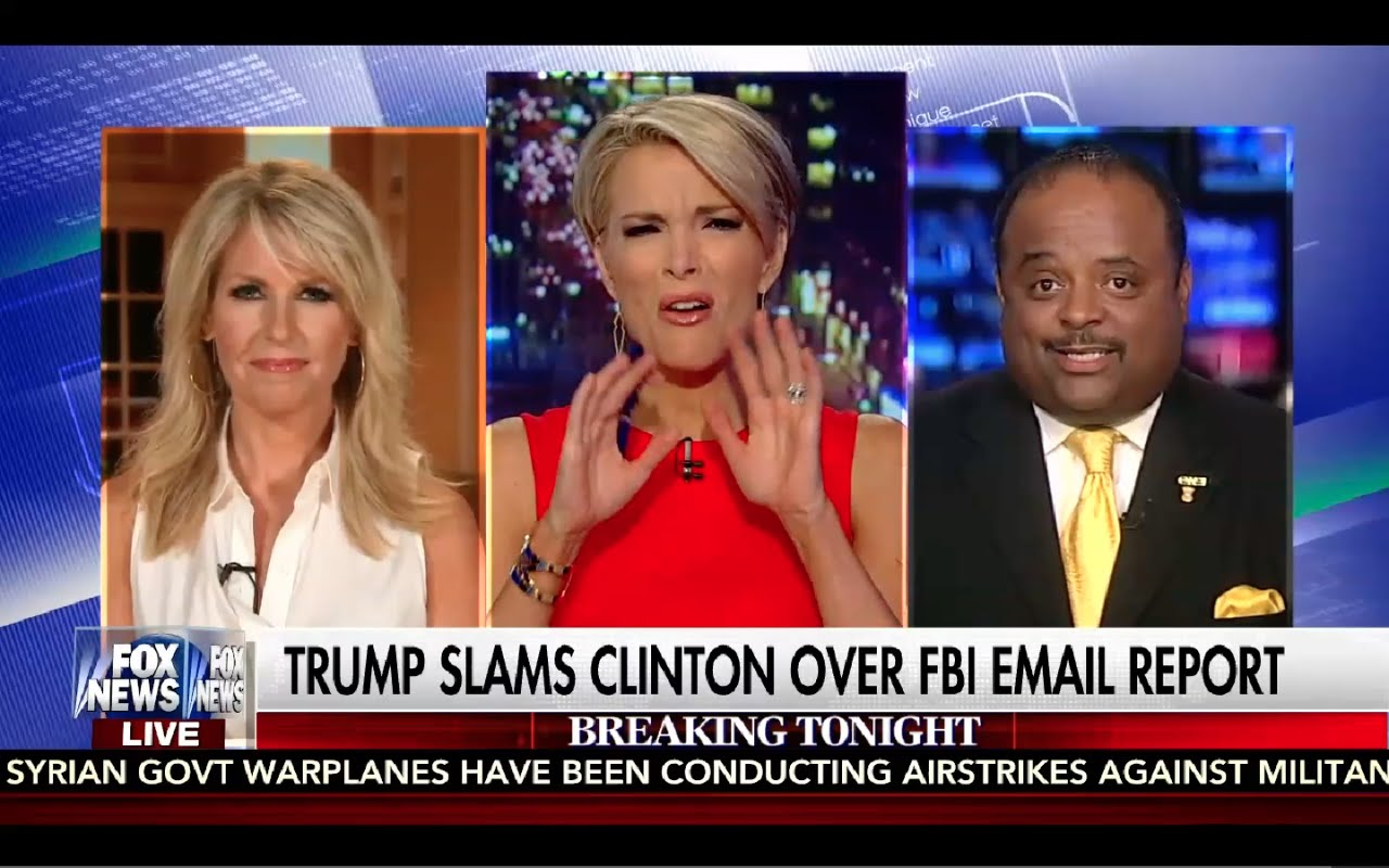 Trump Unleashes On Hillary Over FBI Email Report! The Kelly File 9/8/16 3
