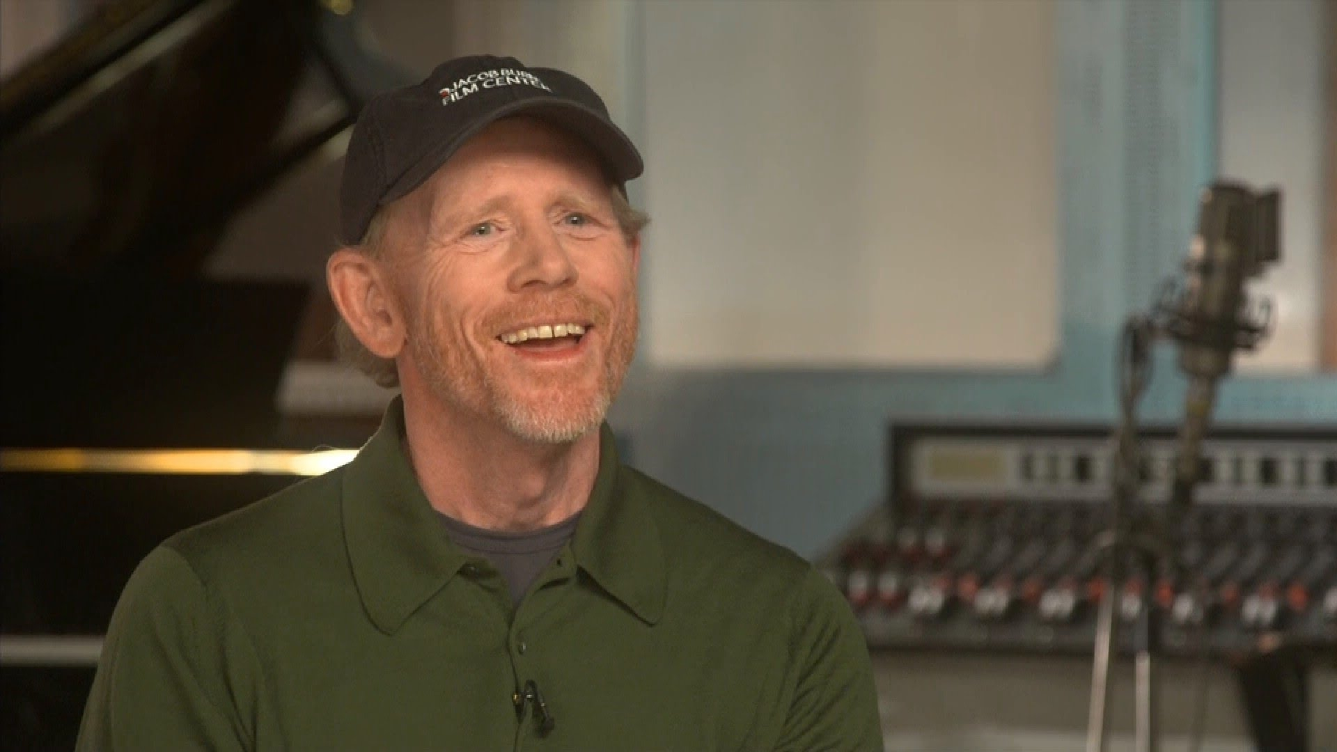 Ron Howard discusses his new documentary on the Beatles 9