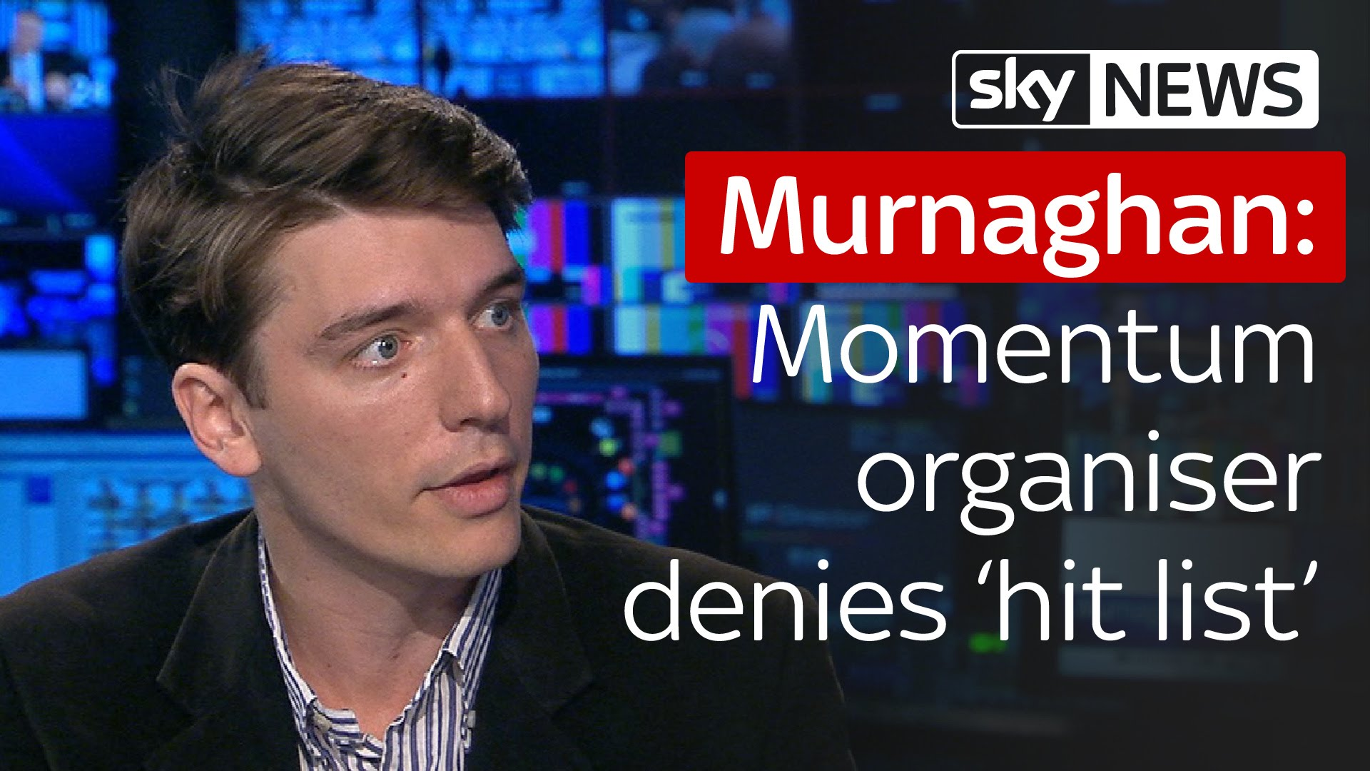 Murnaghan | Momentum's James Schneider denies Labour 'hit list' 6