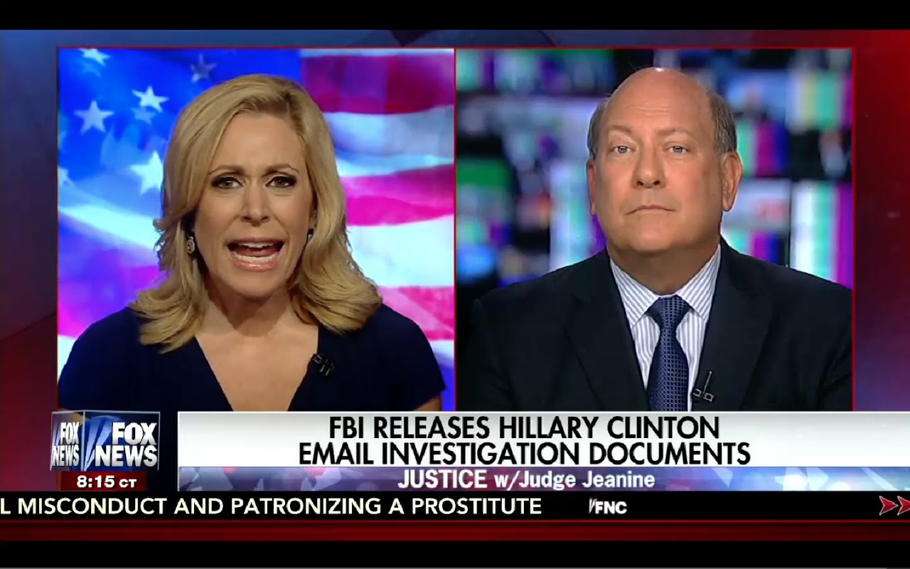 Melissa Francis DESTROYS Hillary Supporter AGAIN! Amazing! 9/3/16 1