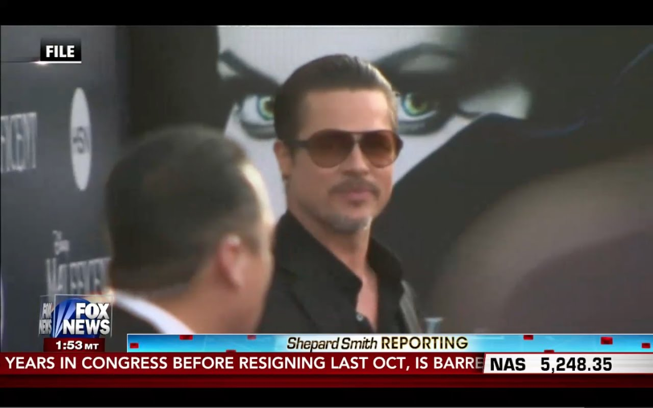 Brad Pitt and Angelina Jolie Divorce! Brad Pitt Speaks Out! 9/20/16 2