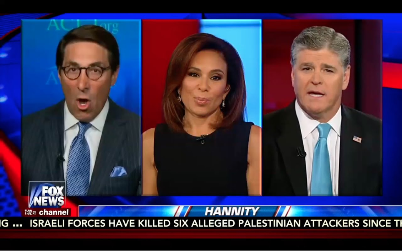 Hannity 9/20/16 Full: Judge Jeanine, Laura Ingraham, Herman Cain Slam Obama Failures as President 3