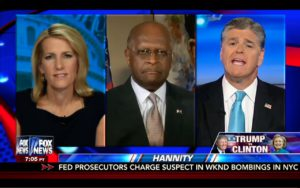 Trump: Hillary Copies Me! Black Hillary Voters Switch to Trump! Hannity 9/20/16 1