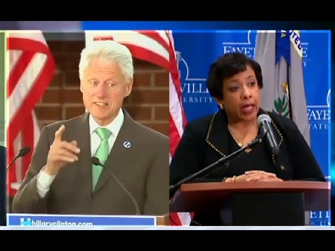 The Clintons Act like LAWS DON'T APPLY to Them! 8