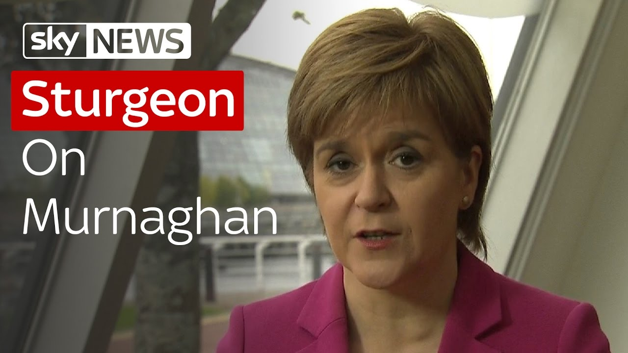Nicola Sturgeon on Murnaghan 6