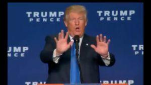 Donald Trump: Crooked Hillary Hasn't Won Yet Folks! 10/17/16 2