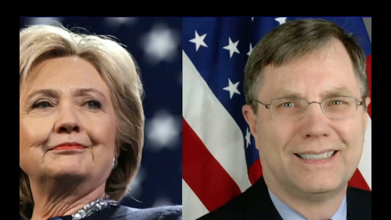 State Department Tried to Bribe FBI in Clinton Investigation! 10/17/16 8