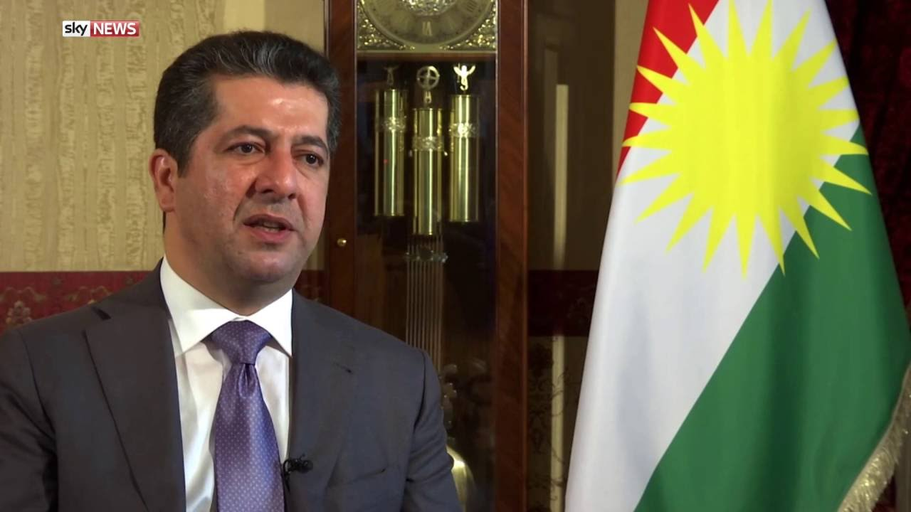 Kurdish forces intend to keep Iraq land, says national security chief 8