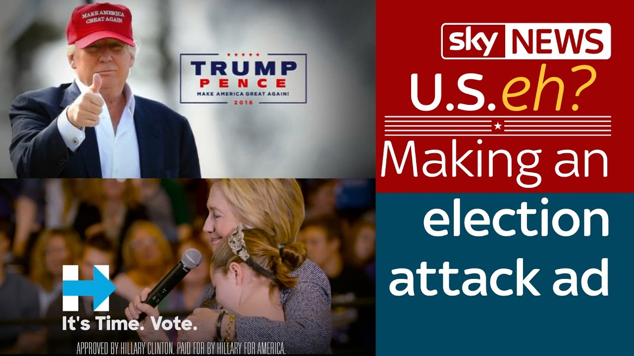How to make an election attack ad 10