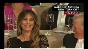 Donald Trump Cracks Joke about Melania! Hilarious! 10/20/16 2