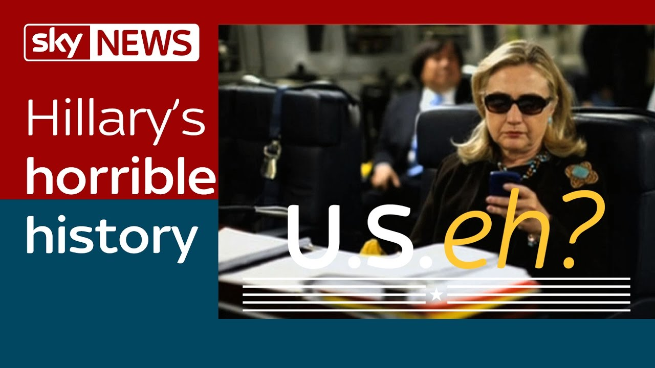 Hillary's horrible history: Why isn't she winning easily? 9