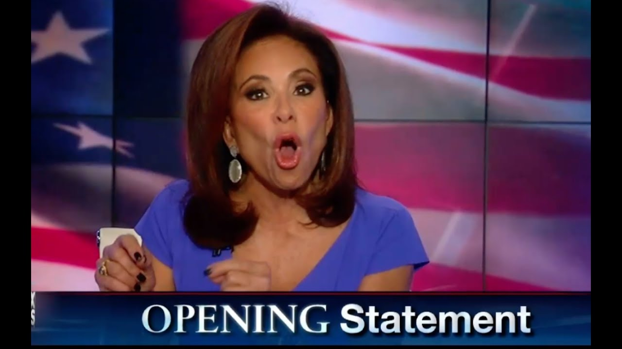 Hillary Stinks! More Lies, More Crimes! Judge Jeanine Opening Statement 10/22/16 8