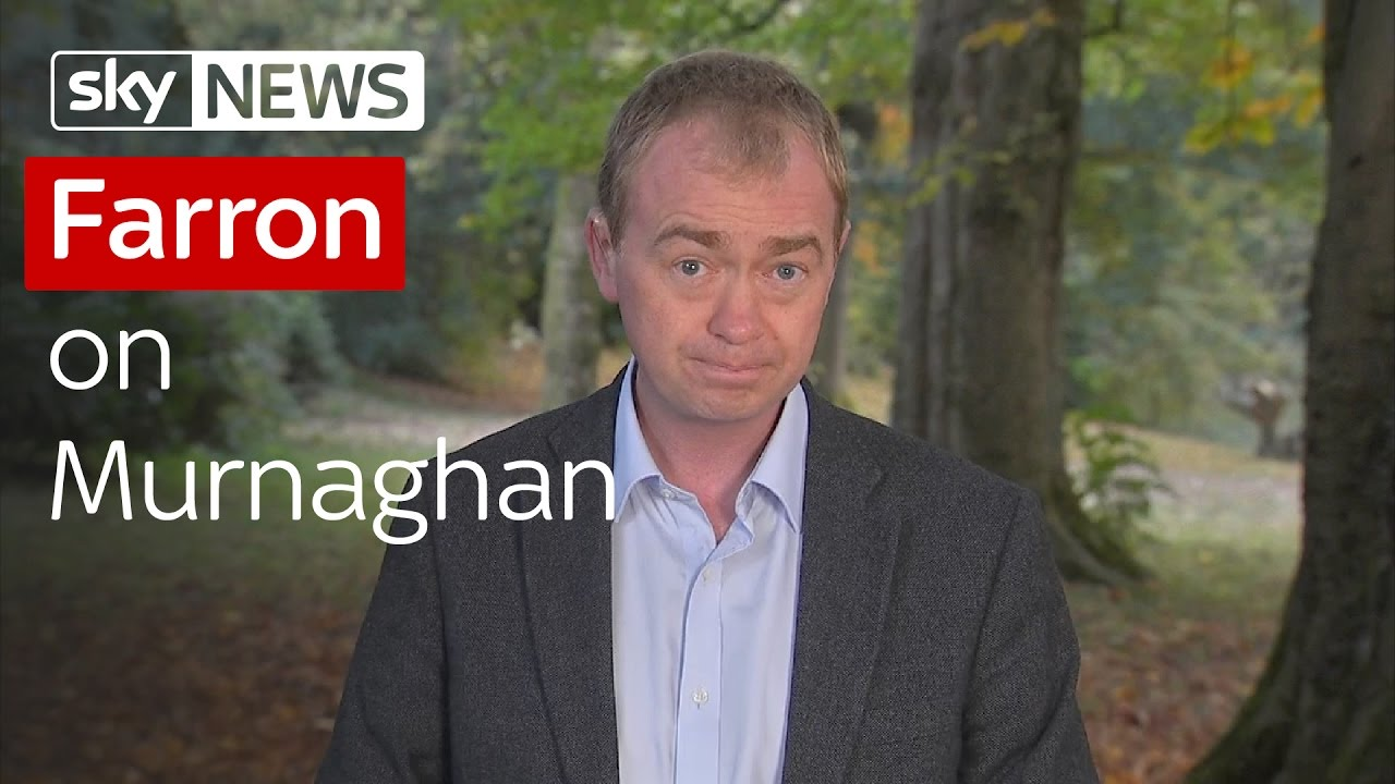 Tim Farron on Murnaghan 10