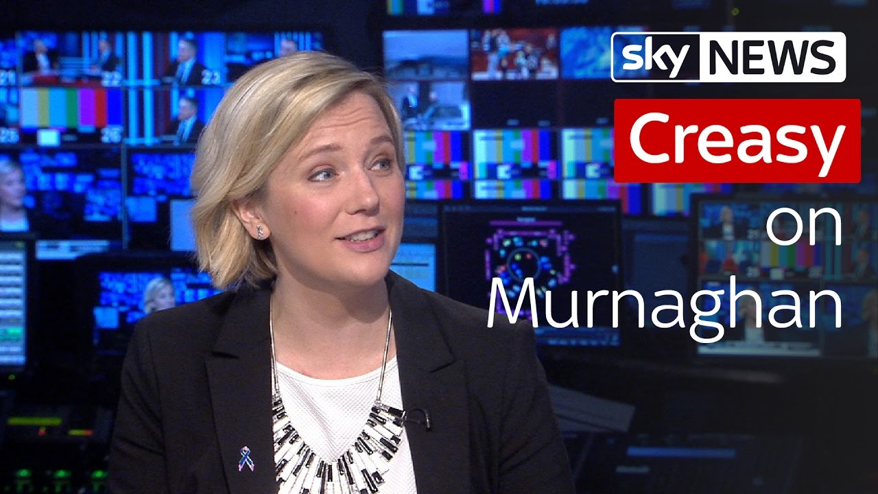 Stella Creasy on Murnaghan 11
