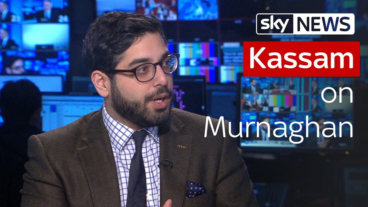 Raheem Kassam on Murnaghan 9