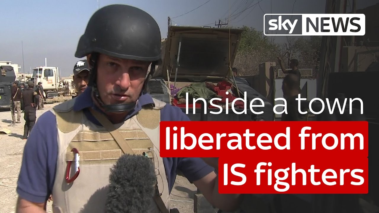 The battle for Mosul: Inside a town liberated from IS fighters 7