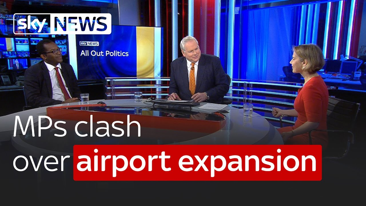 Heathrow or Gatwick? MPs clash over South East airport expansion 11