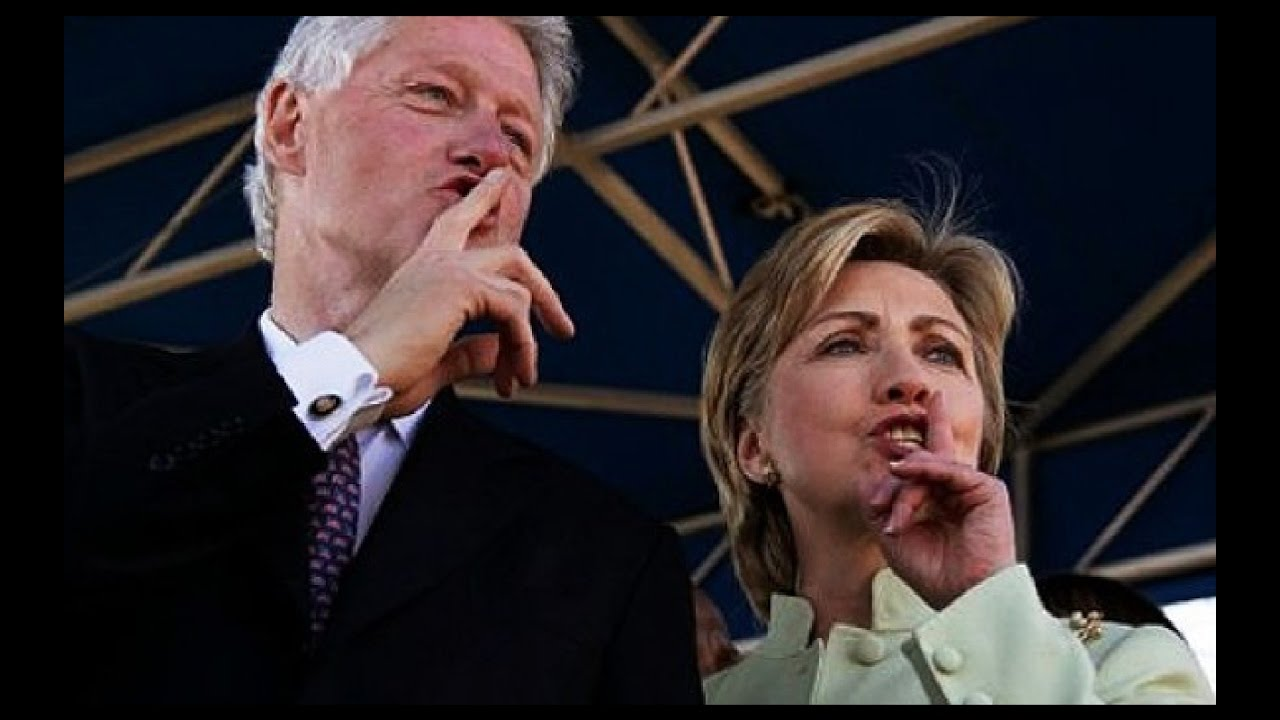 "Bill & Hillary Clinton had ""Open Sexual Relationship"" insider Exposes! 10/24/16 3"