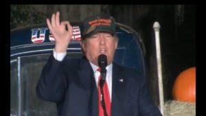 Donald Trump Speech 10/25/16: Destroys Hillary Clinton & Obama! 1
