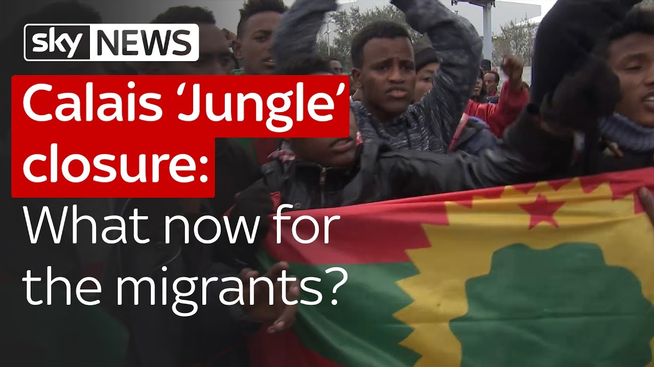 Calais 'Jungle' closure: What now for the migrants? 5
