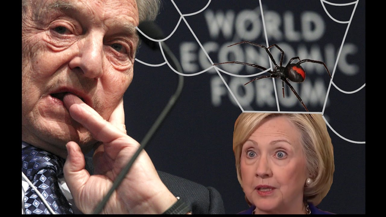 EXPOSED: Hillary Clinton Serves George Soros! 10/27/16 3
