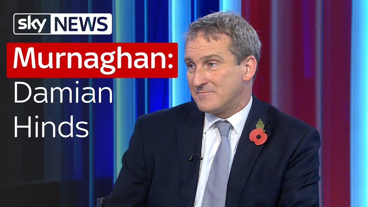 Murnaghan: Damian Hinds 5