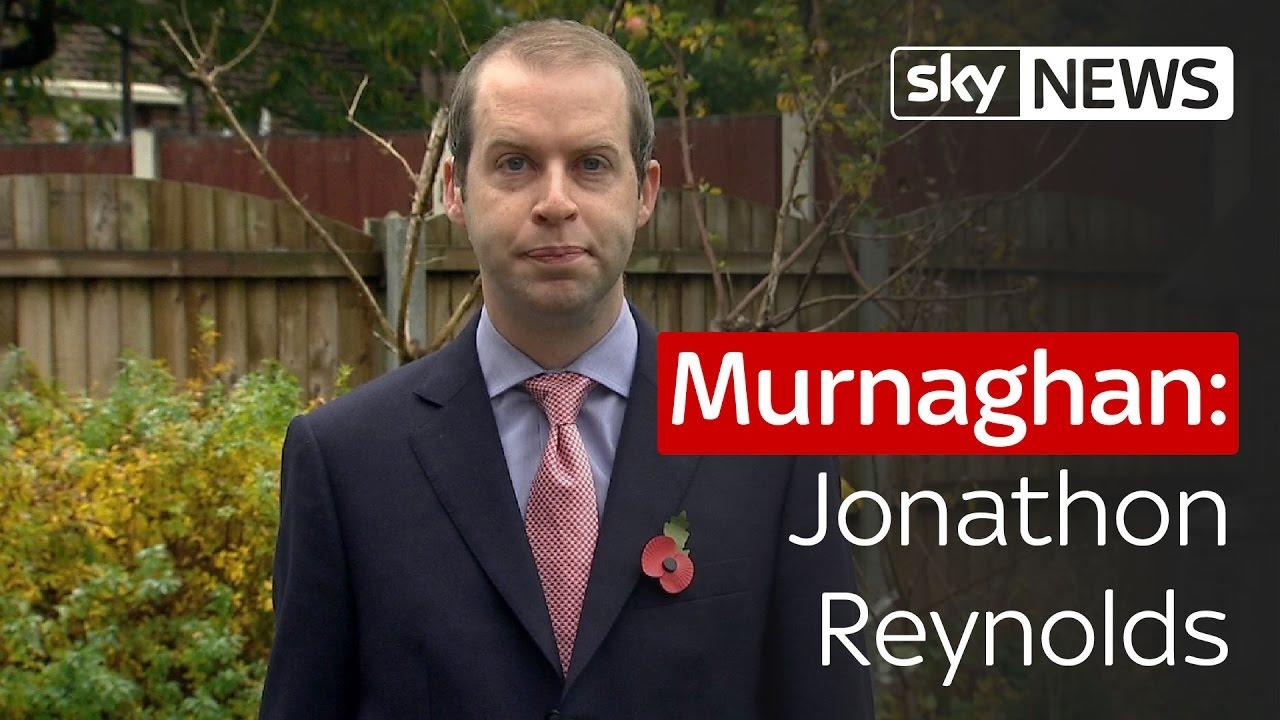 Murnaghan: Jonathon Reynolds 13