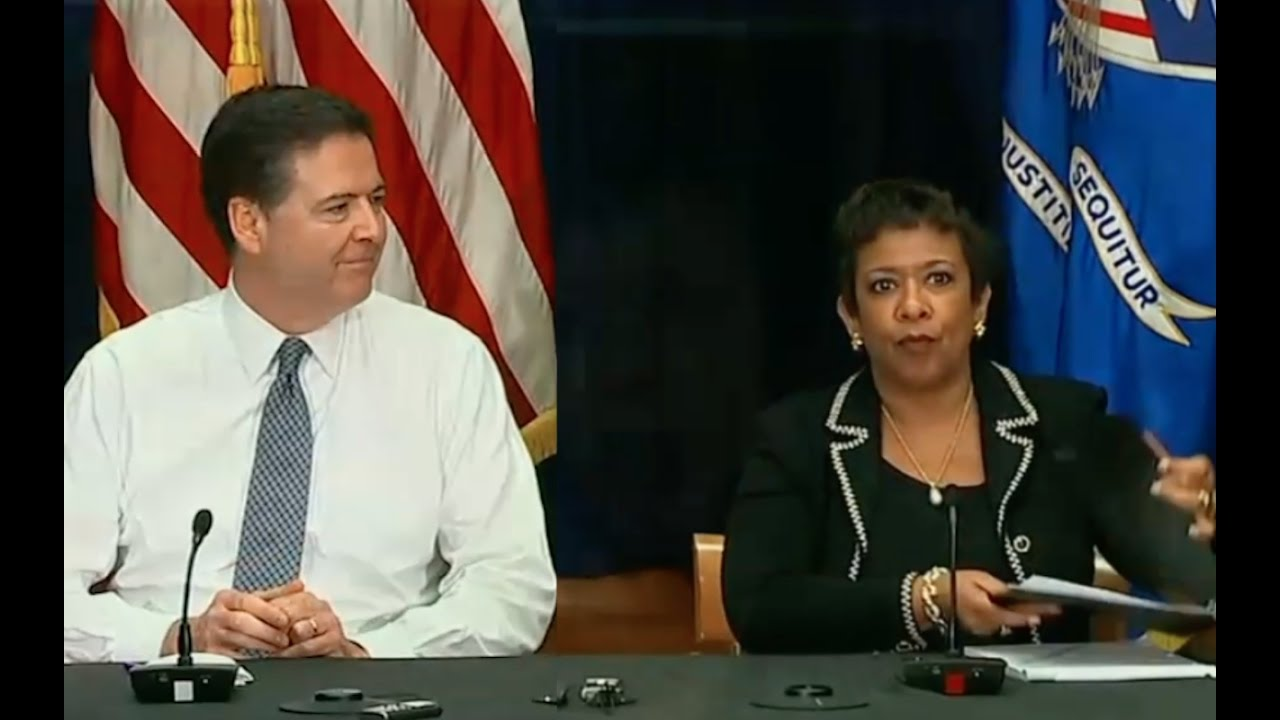 Loretta Lynch Pissed at James Comey for Announcing Reopening Hillary Case 4