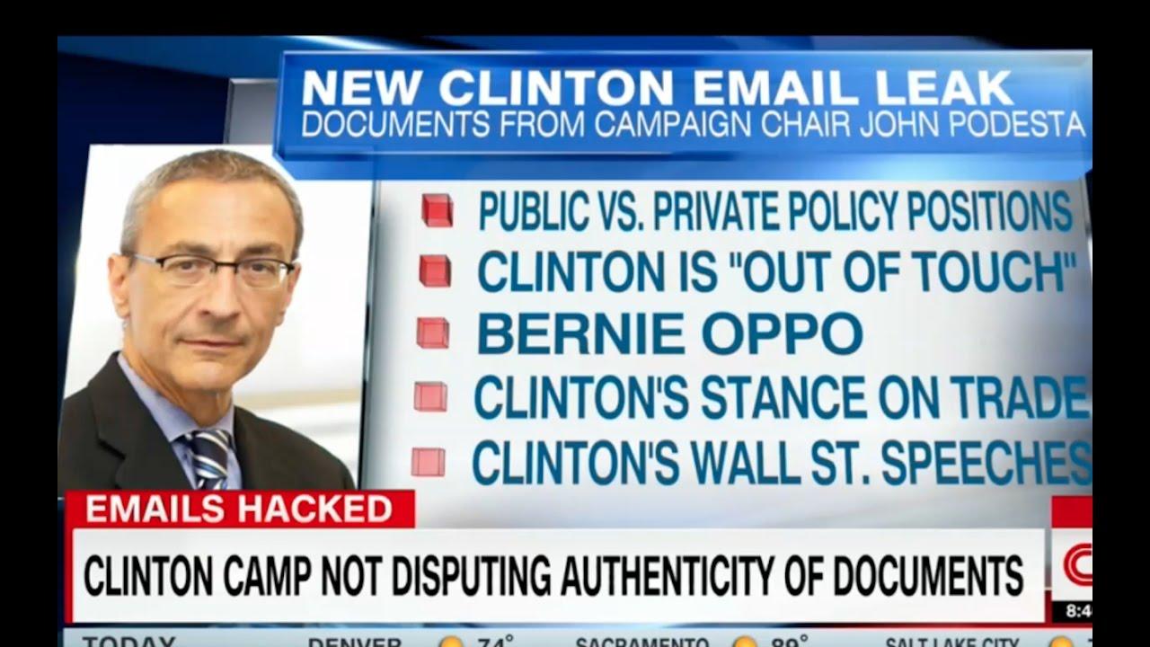 Wikileaks Reveals Hillary Clinton Wall Street Speeches! 10/8/16: Exposed! 6