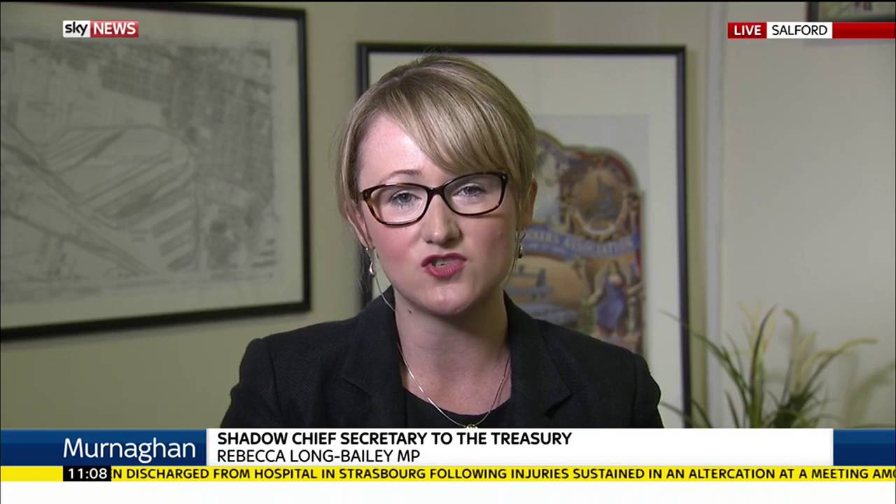 Rebecca Long-Bailey MP: We need to know Theresa May's Brexit red lines 3