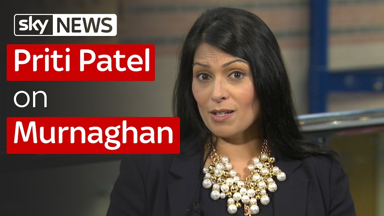 Priti Patel on Murnaghan 4