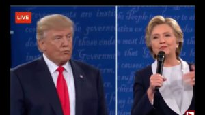 Crowd Boos Hillary! Hillary Denies Email Scandal! Trump Pissed! 10/9/16 7