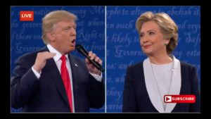 Donald Trump Threatens to Prosecute Hillary When He's President! 10/9/16 1