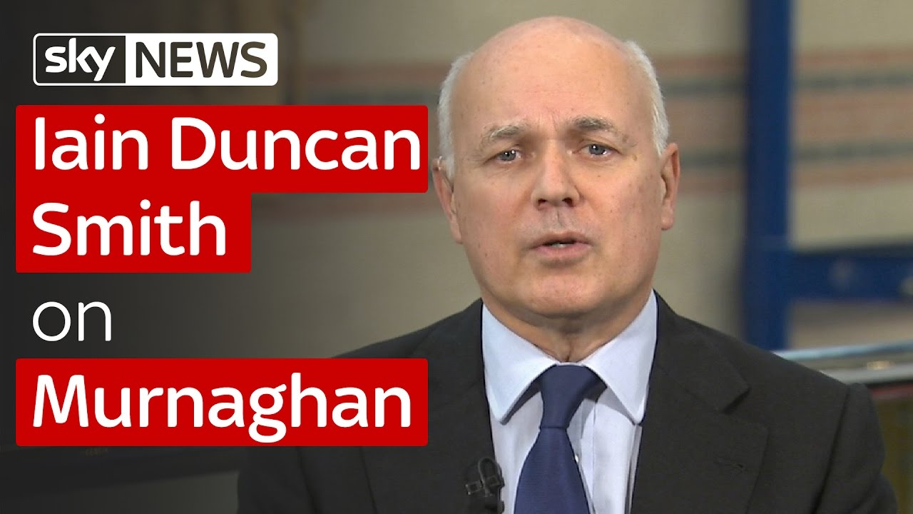 Iain Duncan Smith on Murnaghan 10
